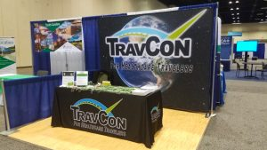 TravCon Booth at NTI