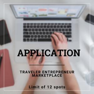 Traveler Marketplace Application