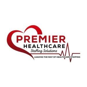 Premier Healthcare Staffing Solutions Logo